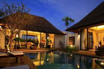 phuket villa rental Layan villa 1
