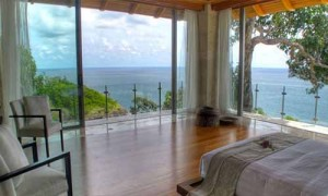 sea view kamala beach villa