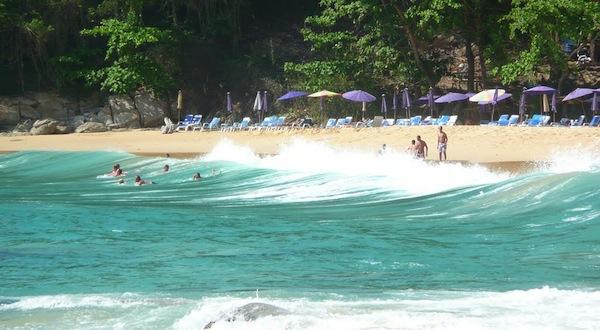 Laem Singh Beach