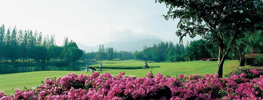 Phuket Golf Courses  Phuket Golf
