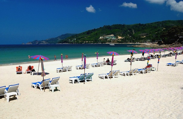 Patong Beach Activities