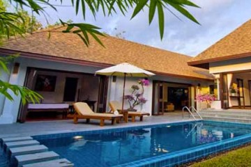 Rawai Pool Villa Rental