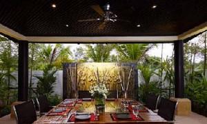 family villa for rent bangtao beach villa