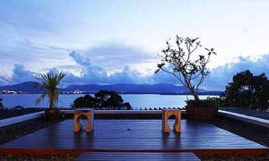 sea view villa for rent cape yamu villa