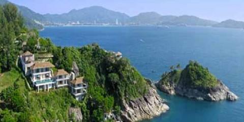 kamala beach villa