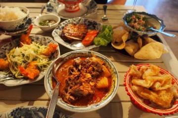 Siam Indigo restaurant phuket